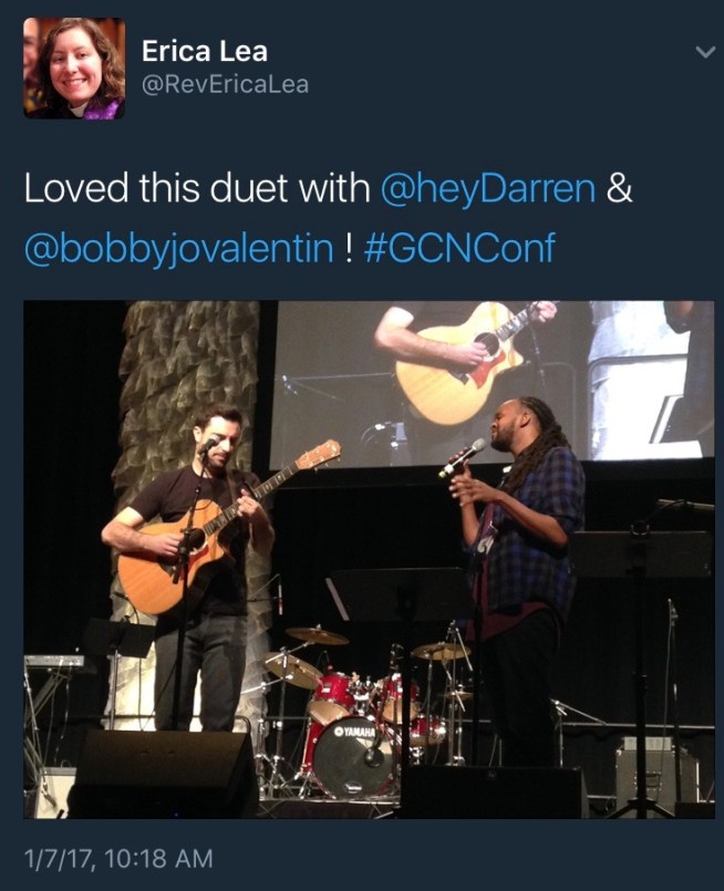 I got to sing one of my favorite songs with my favorite singer-songwriter, Bobby Jo Valentine! Go check out his music!