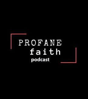 Lets talk about Toxic Masculinity, Being Gay, and The Church | Darren Calhoun on the Profane Faith Podcast