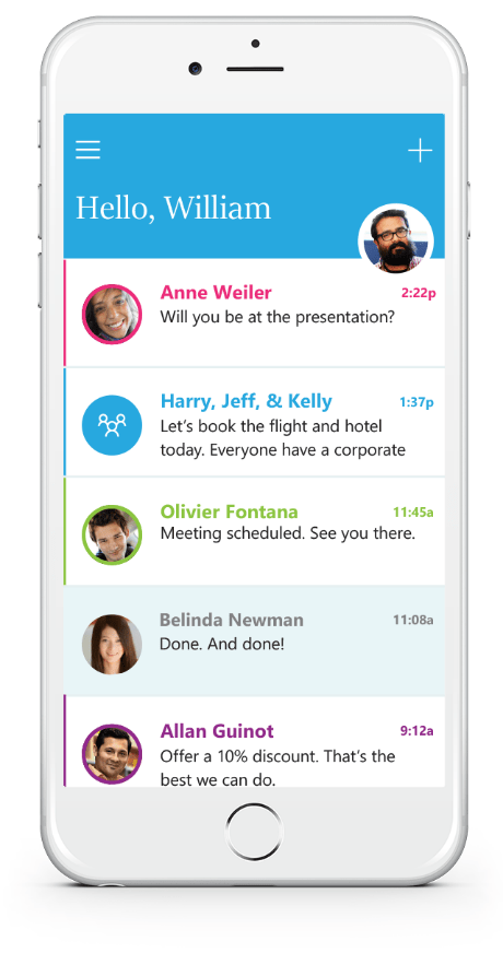 Send: A New Office 365 Email App