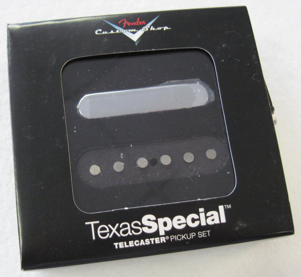 hight resolution of fender texas special telecaster pickups set 0992121000