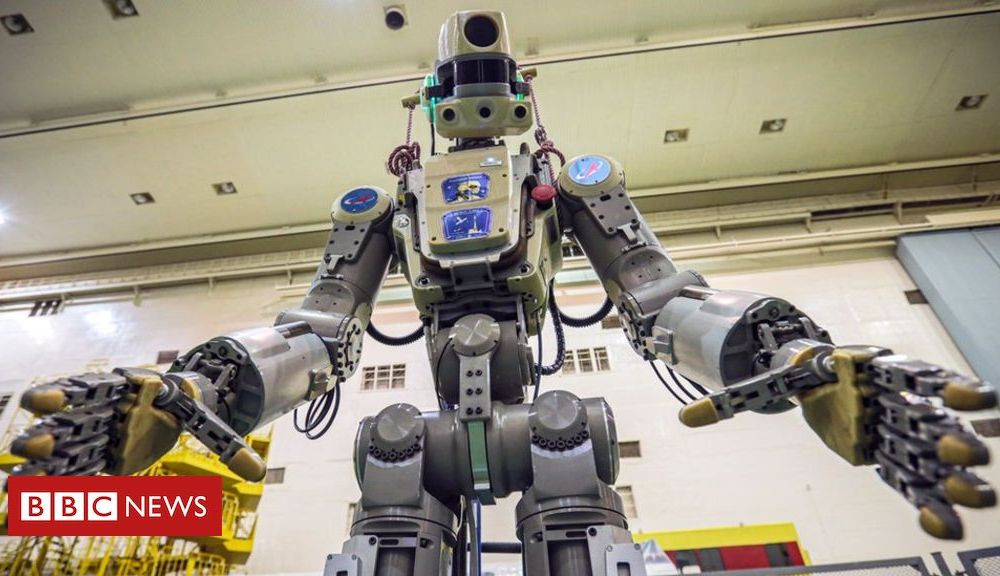 Russia and robots: Steel junk or a brave new world?