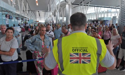 Thomas Cook collapse leaves hundreds of thousands stranded, sparking Britain's largest repatriation effort since World War II – Financial Post