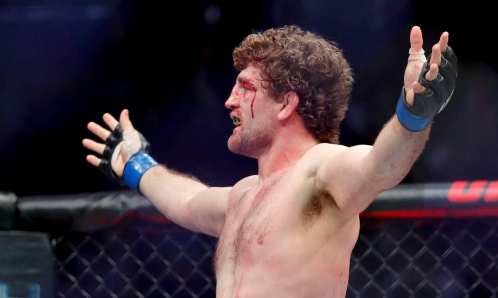 UFC Fighter Ben Askren Shills Bitcoin, Gets Roasted by 'Twitter Geniuses'