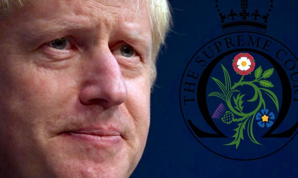 The UK Supreme Court rules that Boris Johnson's suspension of parliament was illegal
