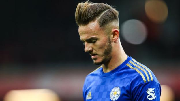Sport Maddison withdraws from England squad with illness