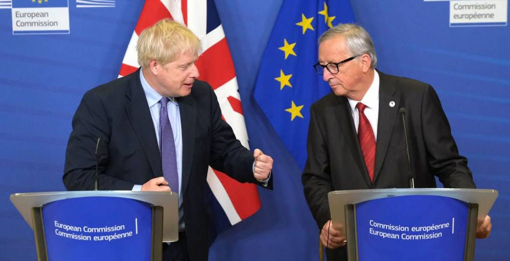 What is in Boris Johnson's new Brexit deal with the EU and what does it all mean?