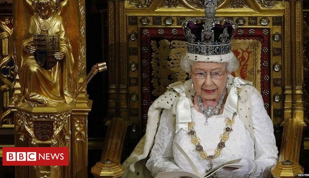 Queen's Speech: New laws on crime, health and the environment planned