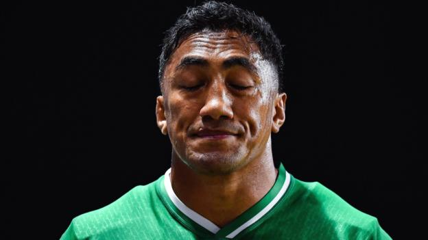 Sport Ireland centre Aki's World Cup ended by three-game ban