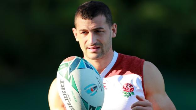 Sport England's May and Nowell to be fit for semi-final against New Zealand