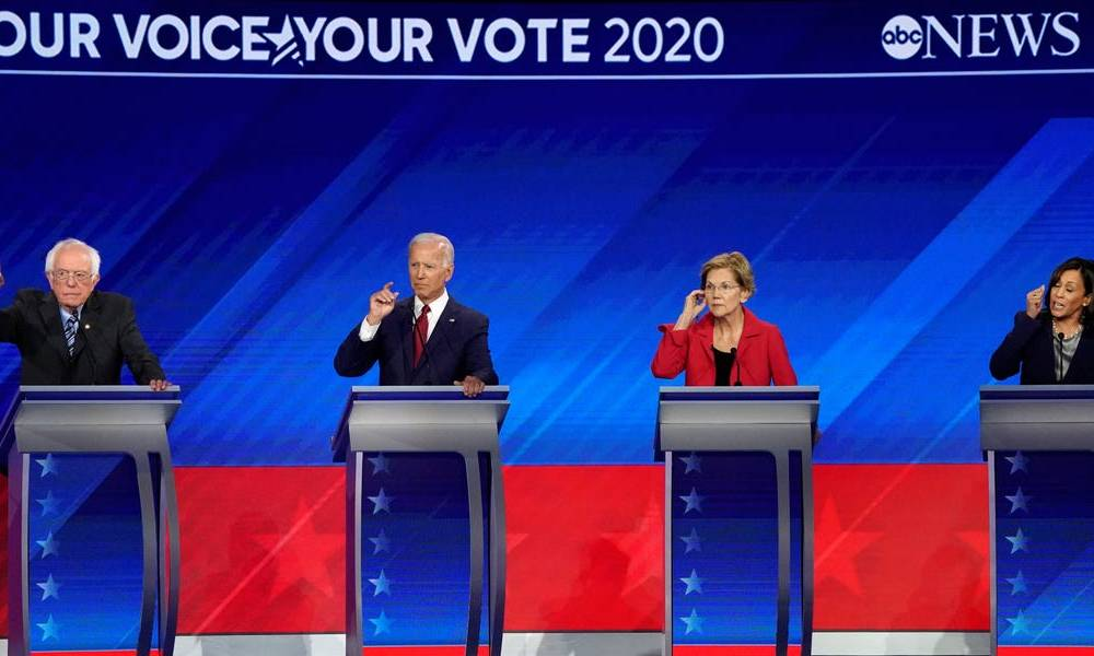 Here's who will be onstage for the October 15 Democratic debate hosted by CNN and The New York Times, what time it'll start, and how to watch