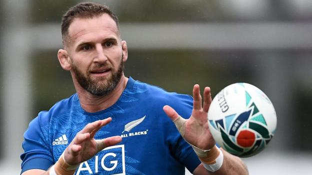 Sport All Blacks confident captain Read will be fit to face England