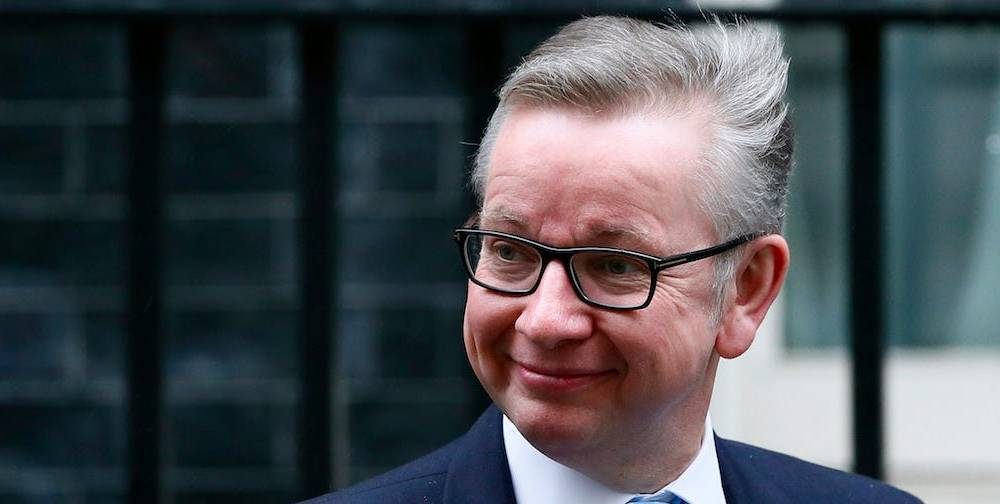 Michael Gove insisted the UK will leave the EU by its original October 31 deadline
