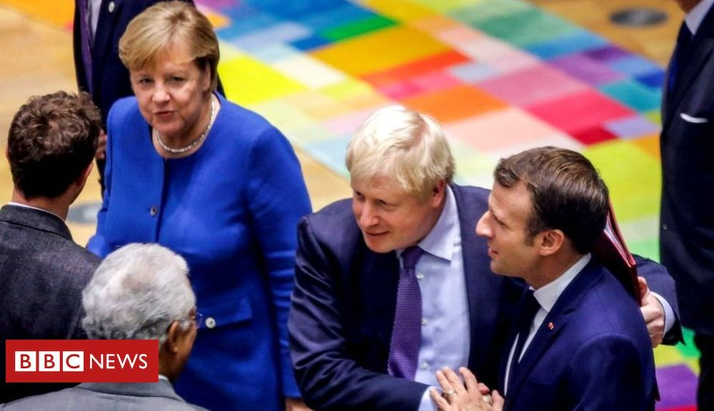 Brexit: Europe's leaders tune in for Parliament drama