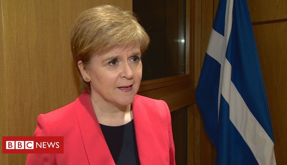 Sturgeon fears Labour rebels will help pass Brexit deal