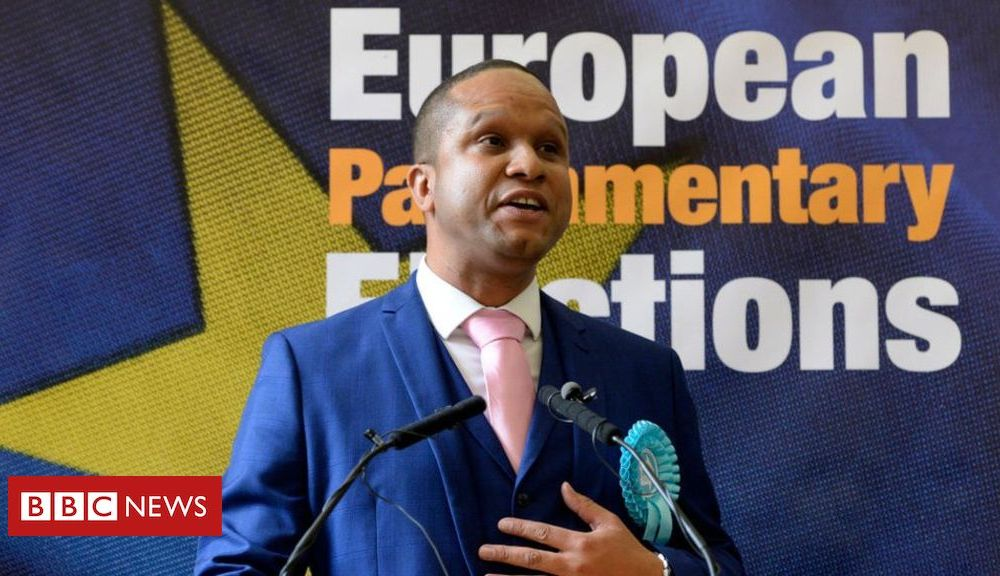 General election 2019: Brexit Party MEP quits as candidate