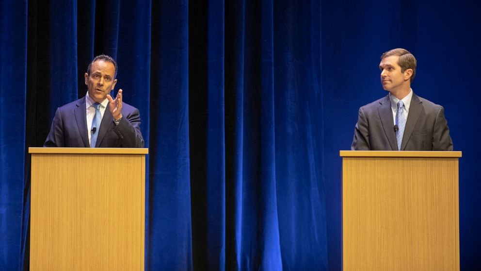 Kentucky gov's race stirs clash over casino suicide claims