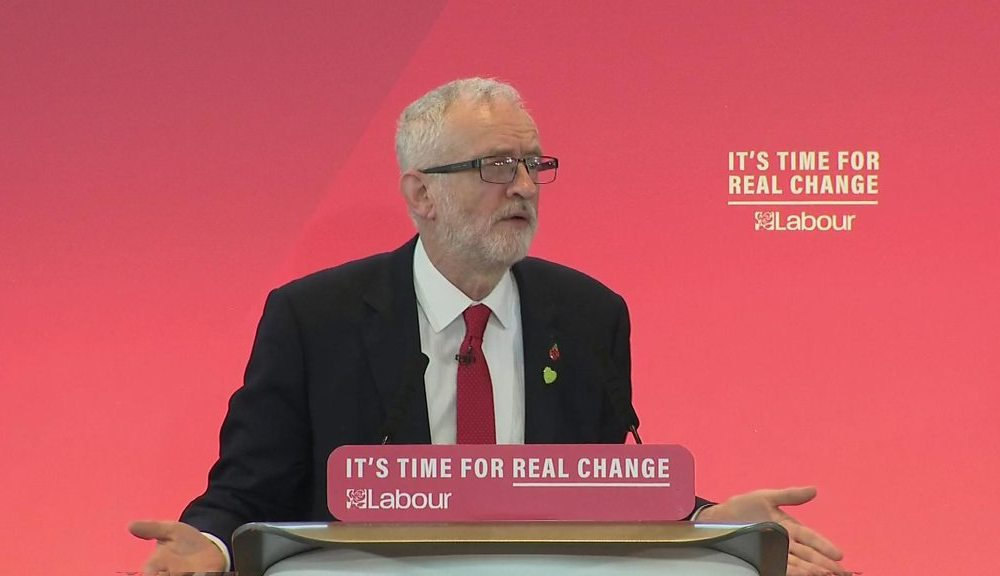 General election 2019: Labour gambles on 'radical' strategy