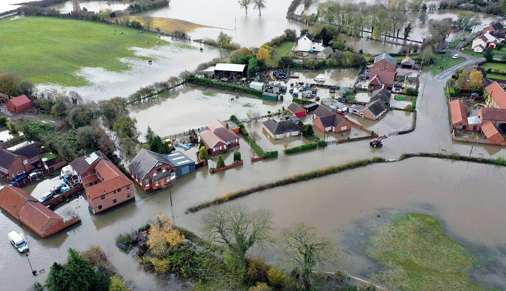 England flooding an absolute tragedy, says Boris Johnson