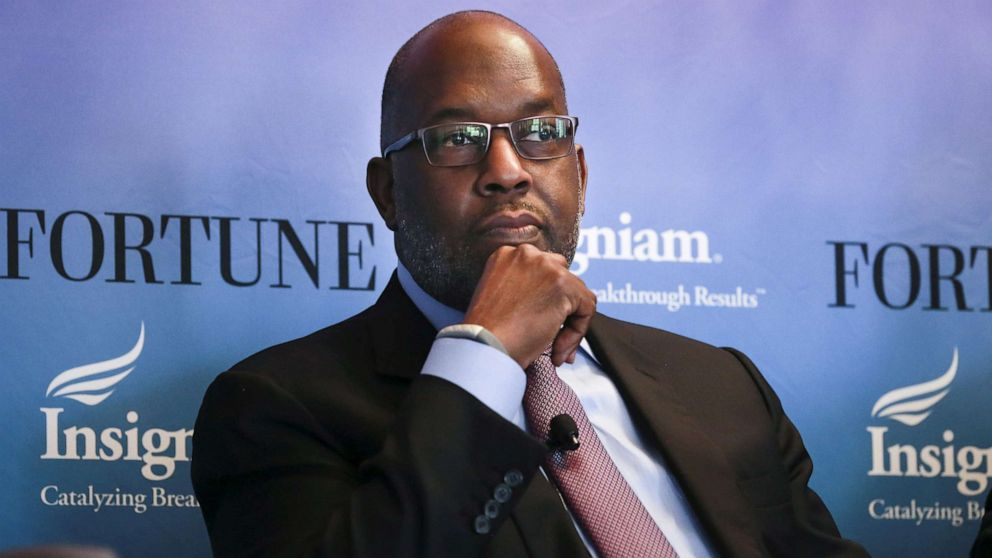 Bernard Tyson, trailblazing Kaiser Permanente CEO, dies at 60