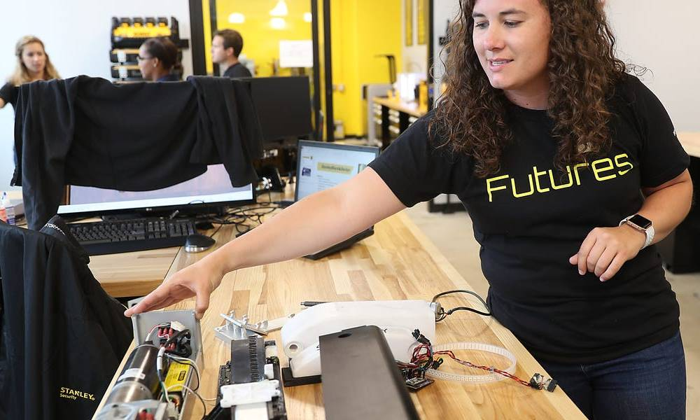 Stanley Black & Decker's tech chief shares how the 176-year-old company is mirroring Silicon Valley startups to build its latest products