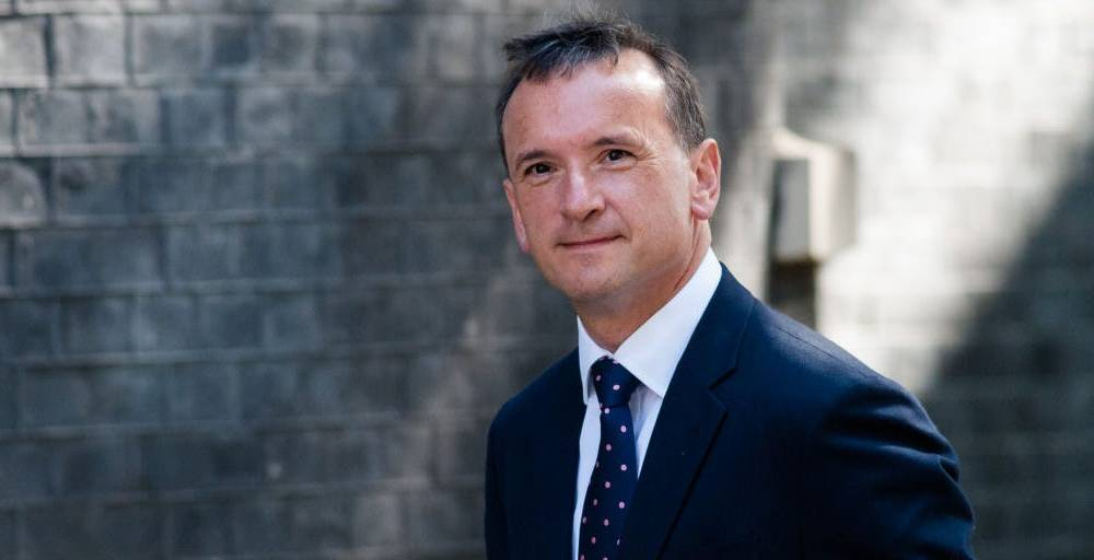 Cabinet minister Alun Cairns quits on the day of Boris Johnson's election campaign launch