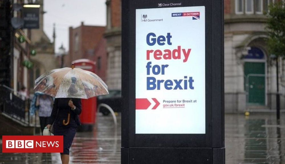 Government pauses £100m Brexit ad campaign
