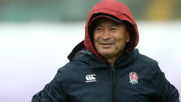 Sport 'Pressure will be chasing them down the street' – Jones says All Blacks are expected to beat England