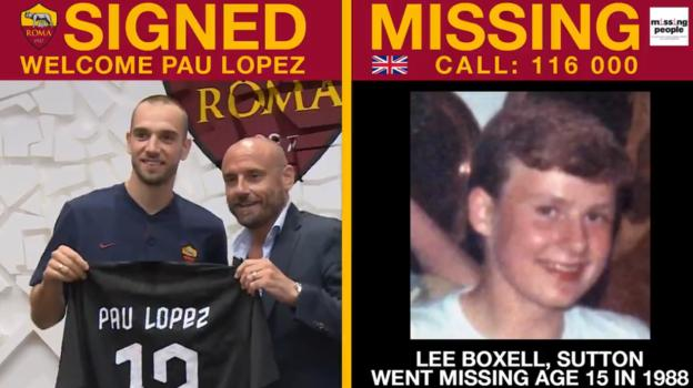 Sport AS Roma: Why did Italian club decide to announce signings alongside missing children?