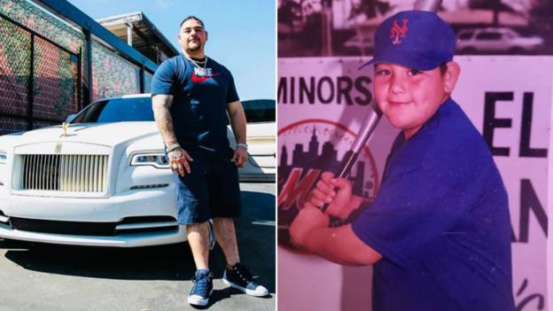 Sport Anthony Joshua v Andy Ruiz II: Ruiz Snr on his son's new-found fame – and car habit