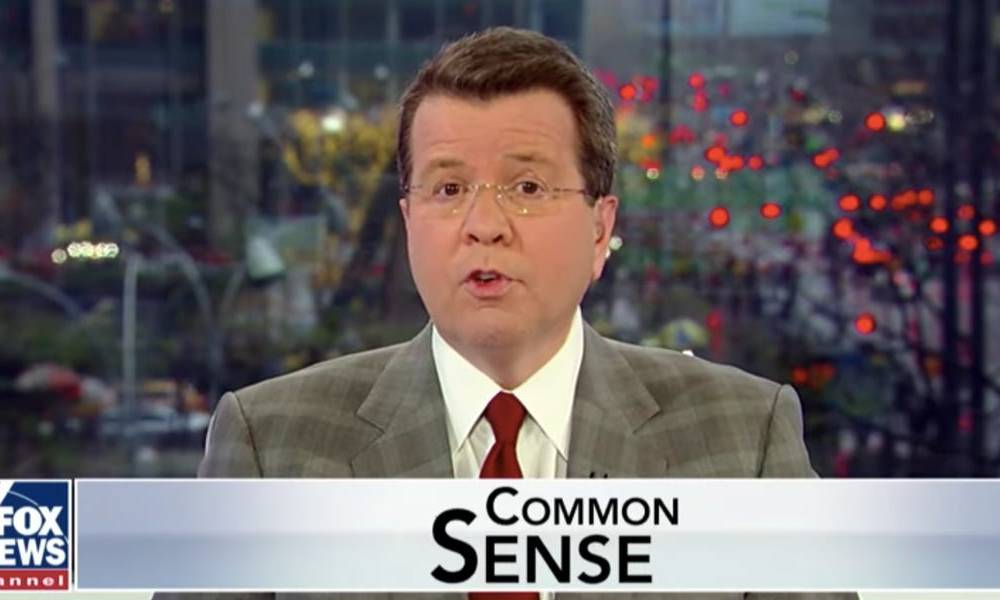 Fox News host Neil Cavuto scolded Trump over his attack on colleague Chris Wallace, who the president called 'nasty' and 'obnoxious'
