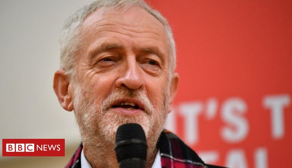 Corbyn: 'Would have been right' to arrest IS leader Abu Bakr al-Baghdadi