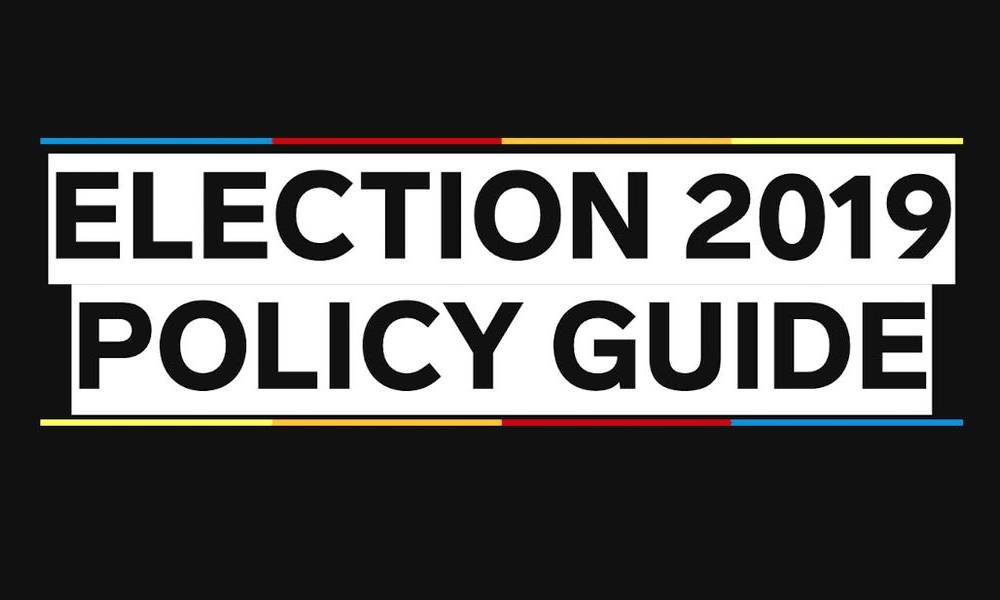 What UK political parties are promising in the 2019 general election