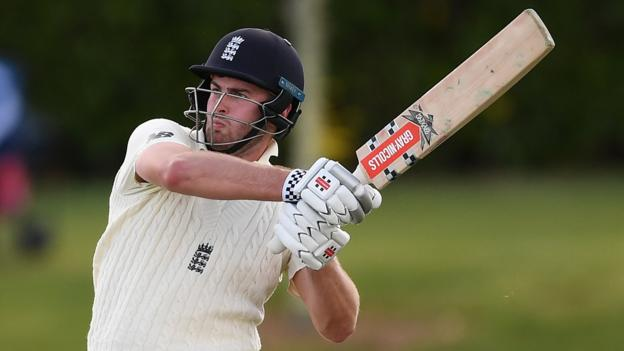 Sport 'I've been thinking about it for a long time' – Sibley set for England Test debut