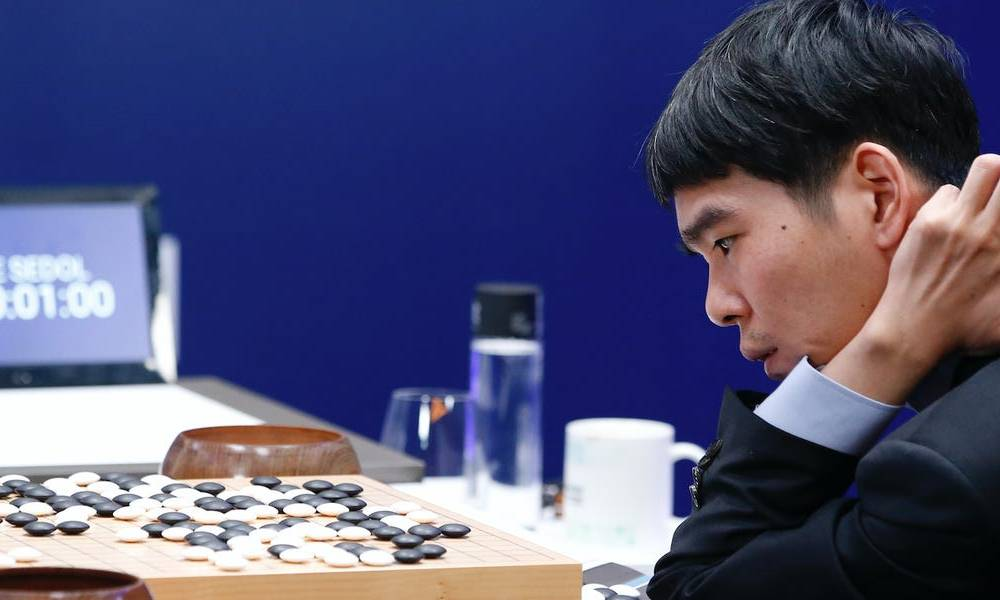 A former world champion of the game Go says he's retiring because AI is so strong that 'even if I become number one, there is an entity that cannot be defeated' (GOOG)