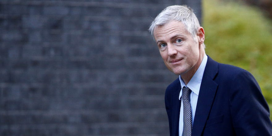 Conservative minister Zac Goldsmith loses his seat to the Liberal Democrats in the UK election's big 'Portillo moment'
