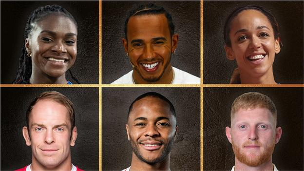 Sport Sports Personality of the Year: Shortlist of six revealed