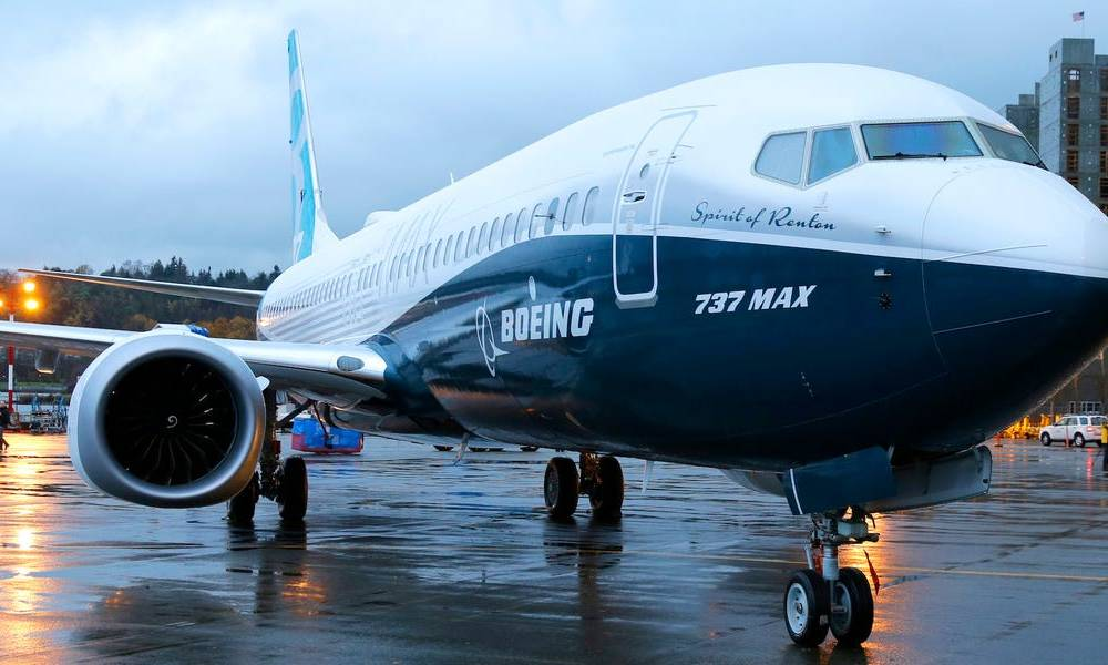 Boeing sold 60 of its 737 Max plane in the first days of the Dubai Air Show, ending a dry spell since the jet was grounded