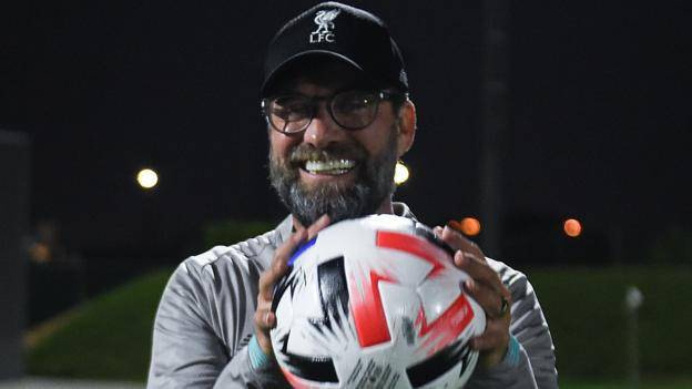 'At Home With Jurgen Klopp' – Liverpool manager's five best answers