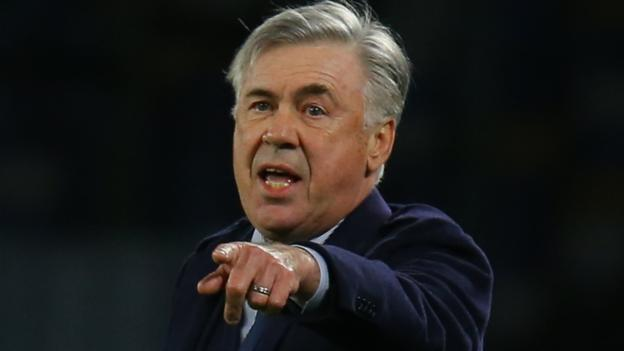 Sport Everton set to intensify attempts to secure first choice Ancelotti as manager