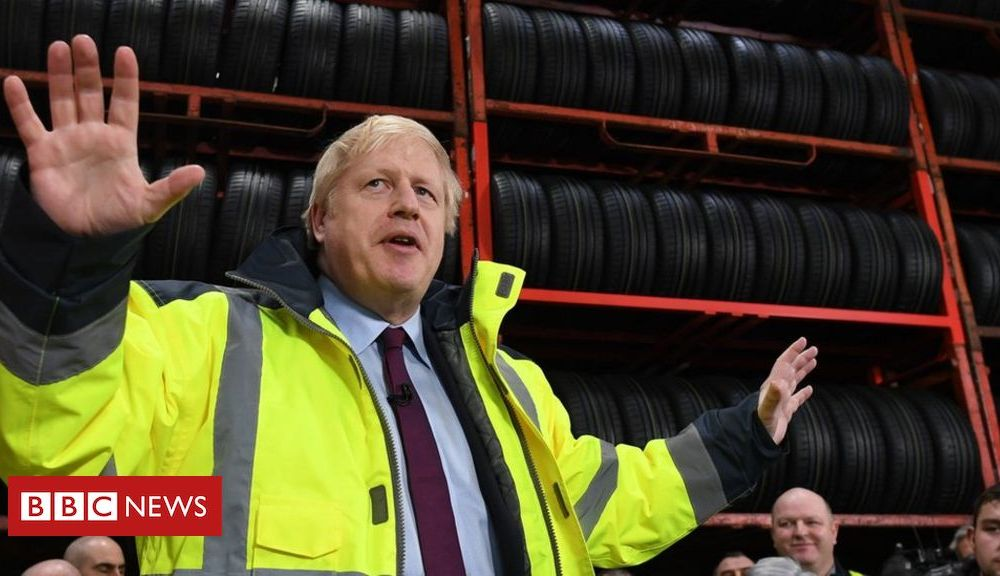 General election 2019: Boris Johnson criticised over reaction to sick boy image