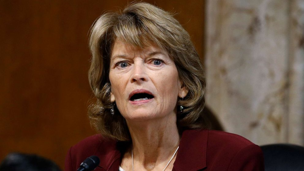 Sen. Lisa Murkowski said she's 'disturbed' by McConnell's comments on WH coordination