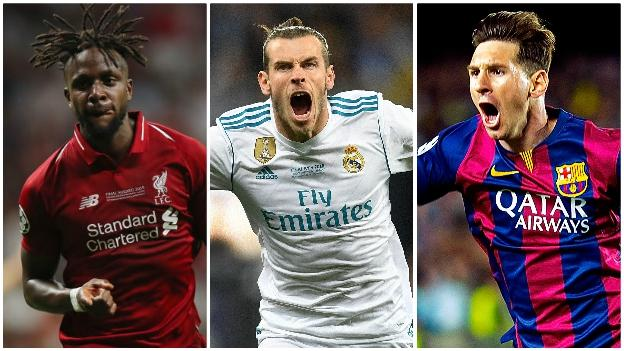Sport Champions League: What were the decade's most memorable moments?