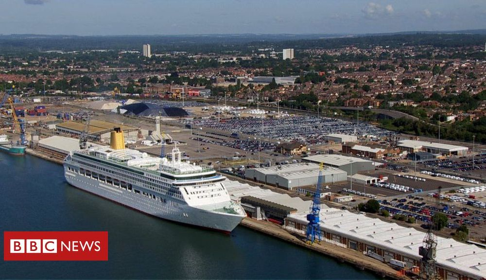 Southampton Port 'on course' for cruise ship shore power first