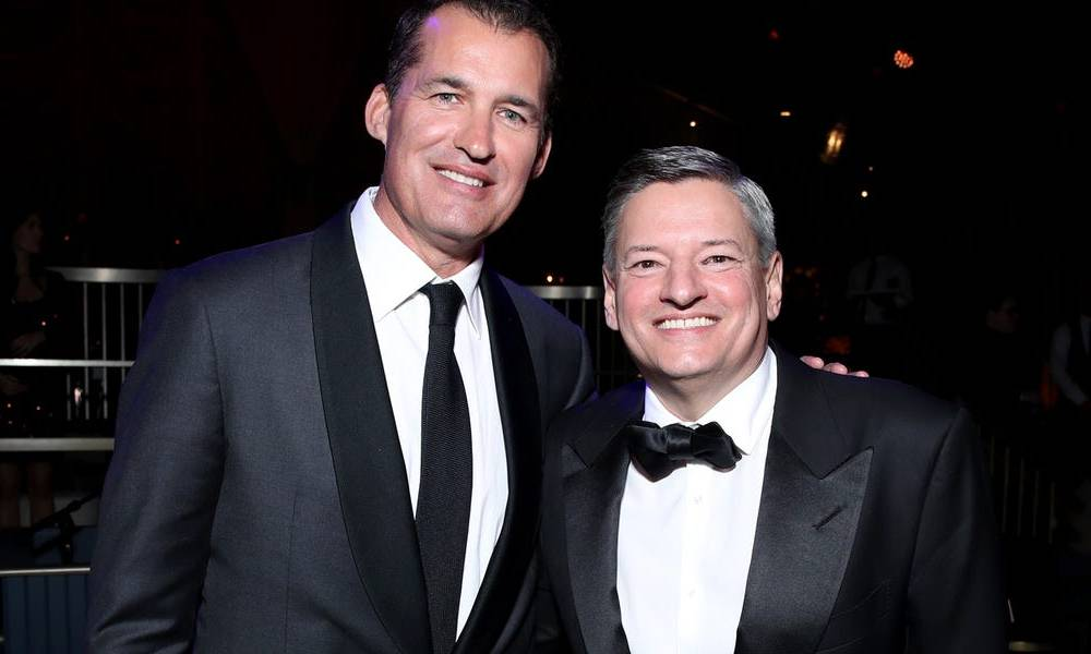 AUDIO: Netflix insiders explain how movie head Scott Stuber helped the company shed its outsider status in Hollywood