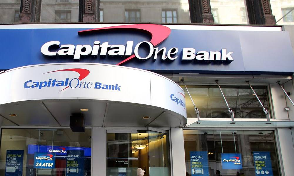 Capital One is planning to close its remaining three data centers in 2020