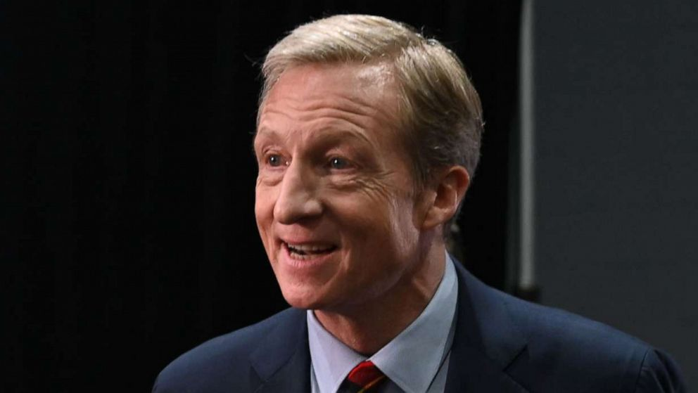 After Steyer surges in two polls, Democratic debate likely to feature 6 candidates – ABC News