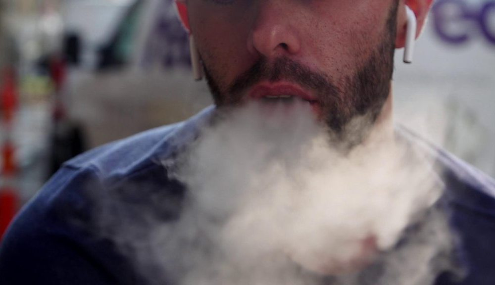 Trump US announces countrywide ban on flavoured e-cigs