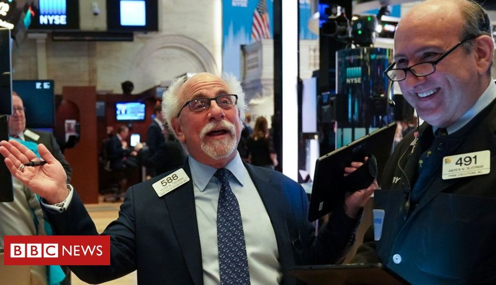 Global markets end 2019 with healthy gains