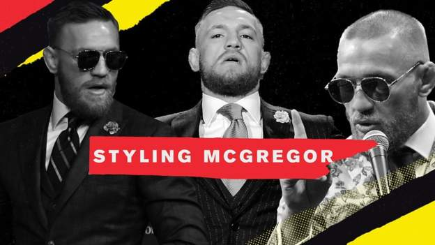 Sport Conor McGregor: Meet David August, the UFC fighter's tailor