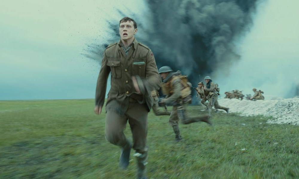 '1917' dethrones 'Rise of Skywalker' at the box office with an impressive $36.5 million weekend (CMCSA)